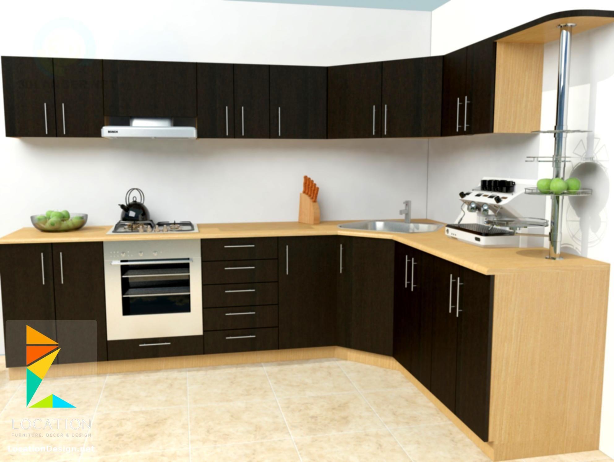 كتالوج صور مطابخ حديثة مطابخ مودرن مطابخ ريفية بسيطة لوكشين ديزين نت Simple Kitchen Cabinets Simple Kitchen Design Kitchen Design