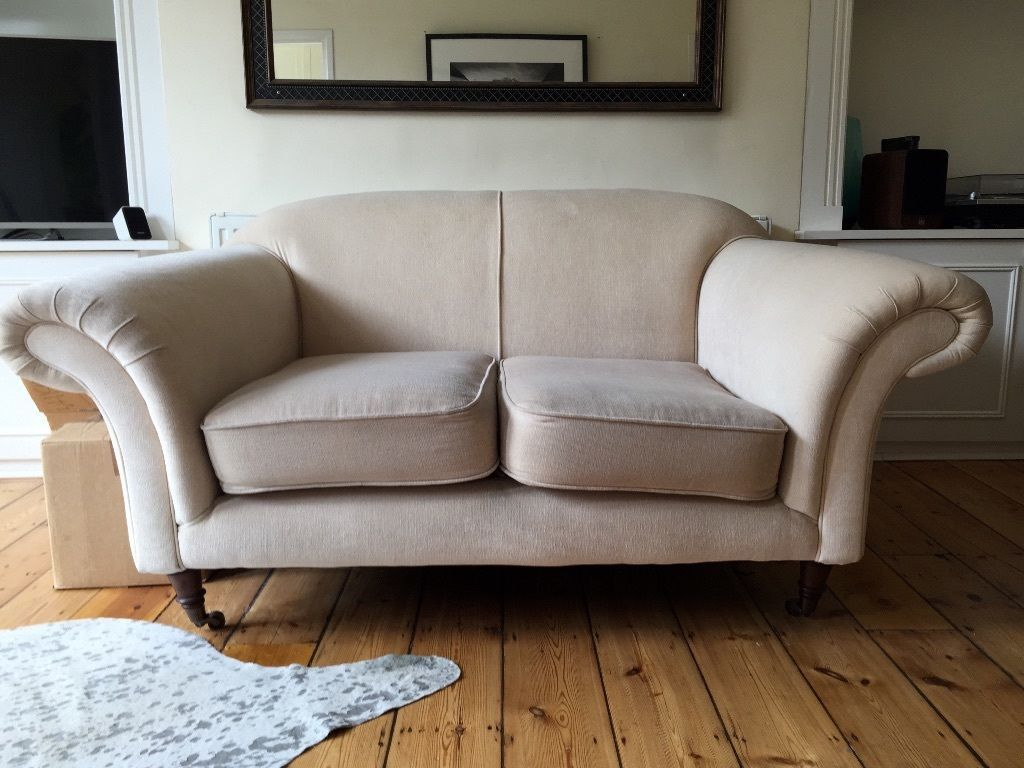 Sofa Gumtree London 2 Characterful Cream Sofas From Sofasofa 2 3 Seater Vintage