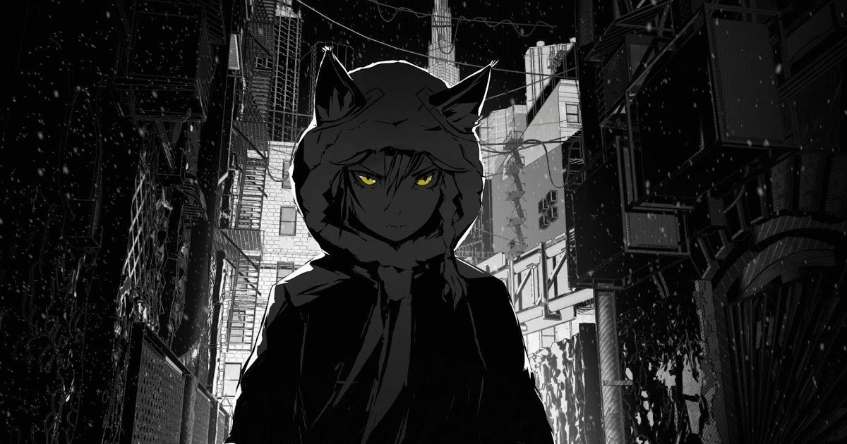 Black Anime Wallpaper Hd For Android