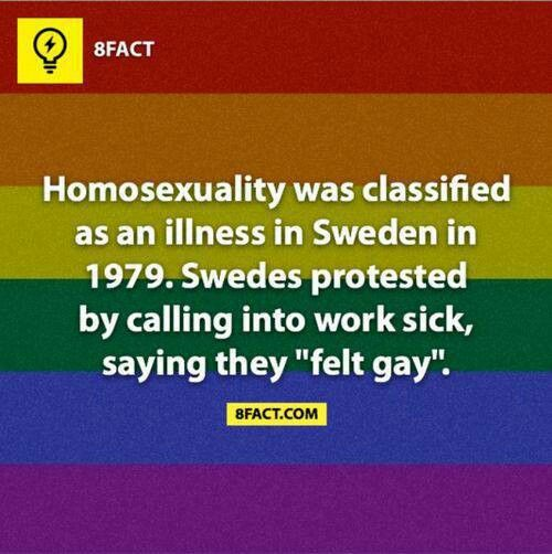 Is homosexuality still considered a mental disorder