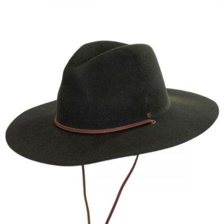 d2a1af2c5c8 Brixton Hats Field Widebrim Fedora Hat | Winter18 HATS | Hats, Wide ...