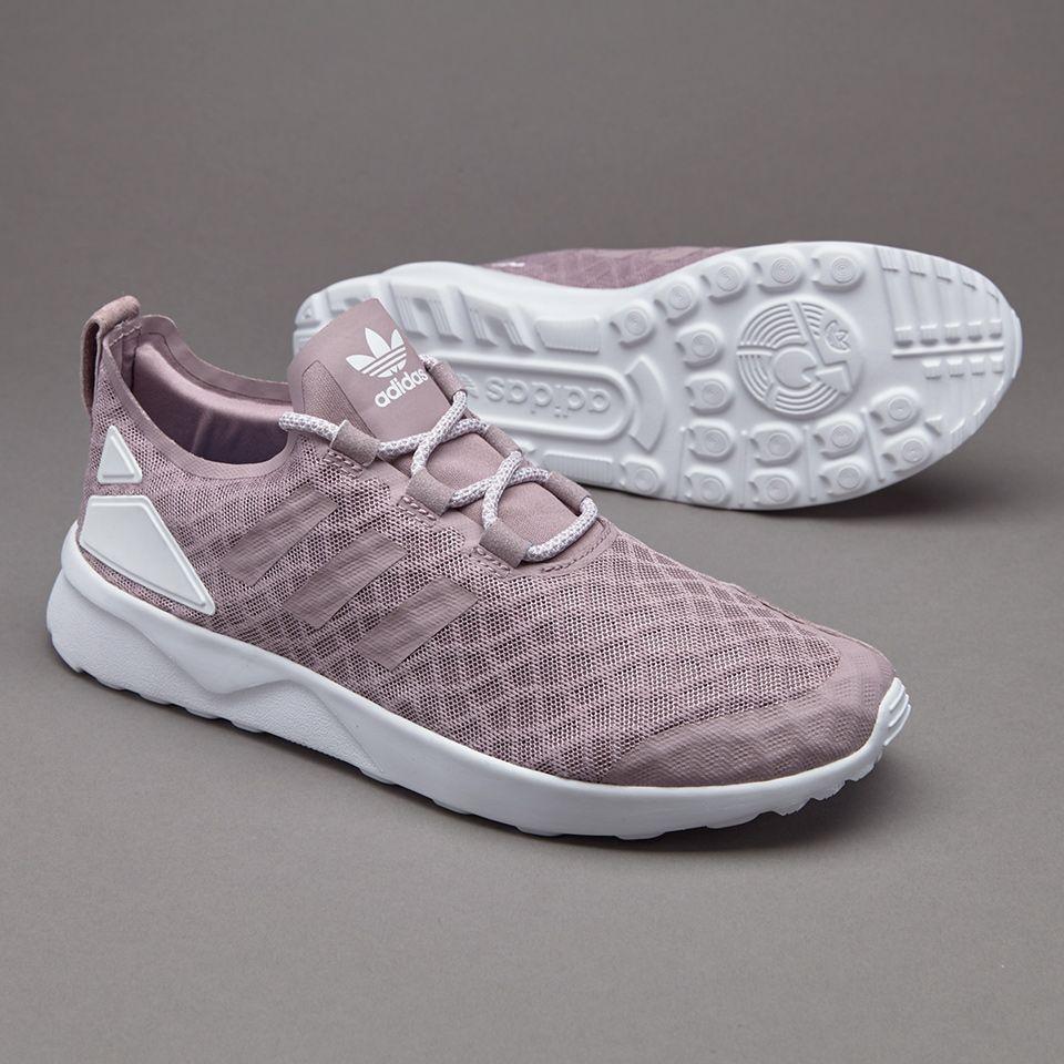 adidas zx flux verve roze
