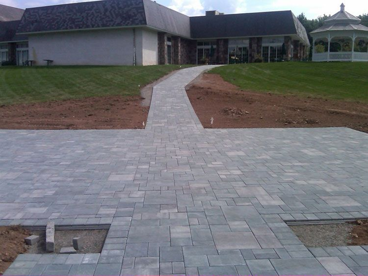 Pavingstone Collection The Sherwood Collection Ledgestone