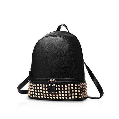 Photo of Today's Offer – Nicole & Doris Bags New Fashion Street Zipper Rivets …