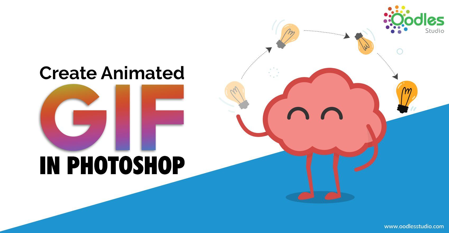 How To Create Animated Gif In Photoshop Oodles Studio Create