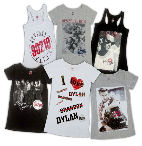 4b0e83c6 I like the Dylan and Brandon shirt...I still to this day feel torn ...sigh.