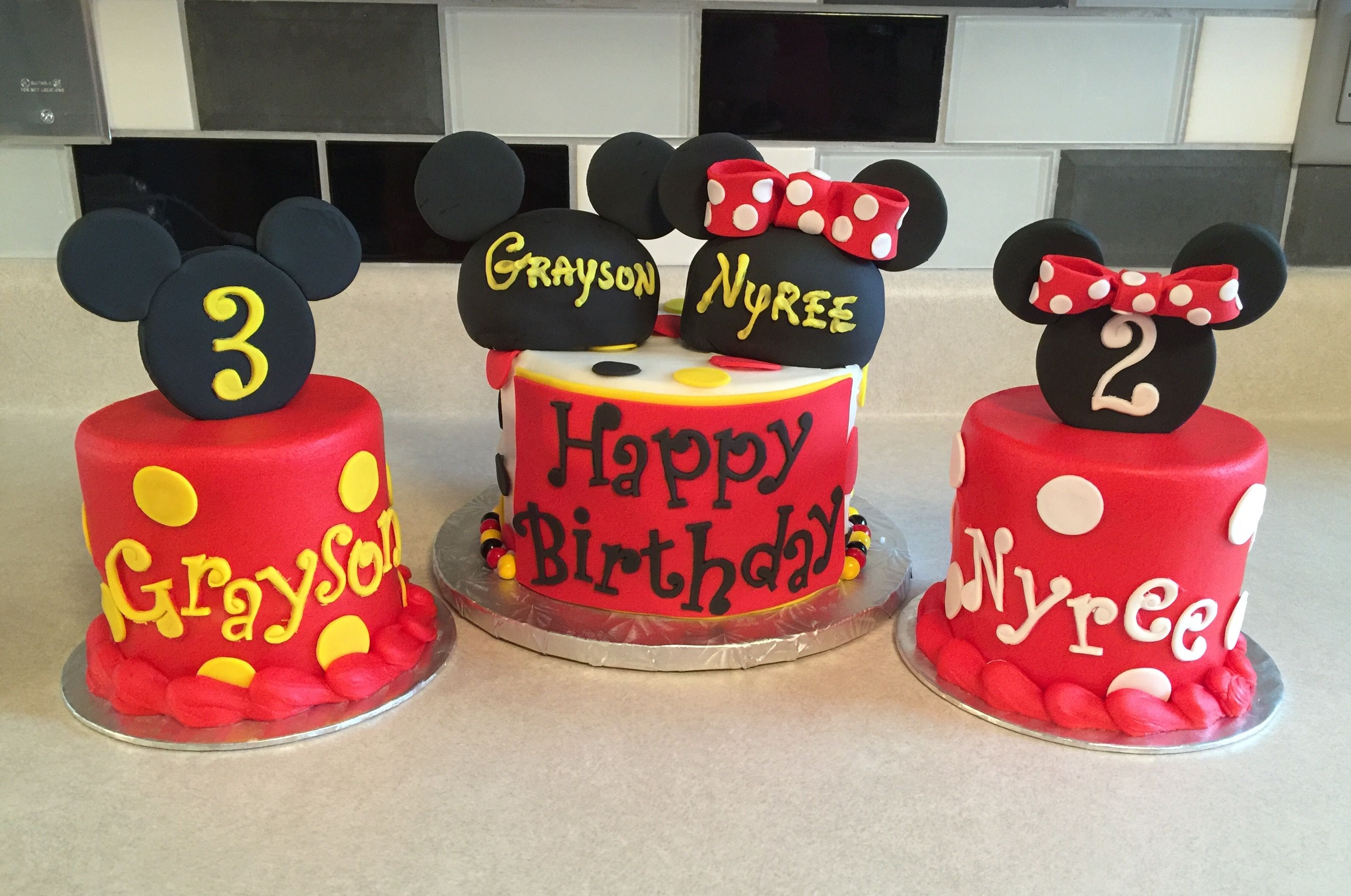 Mickie and Minnie
