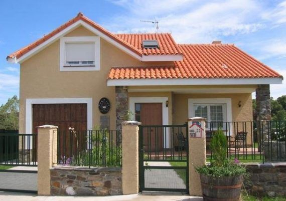 Estas Son Las 5 Fotos De Fachadas De Casas Bonitas Del Mundo Fachada De Casas Bonitas Exteriores De Casas Fachada De Casa