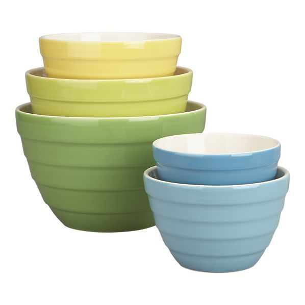 These Are Called Parker Bowls Of Course I Would Love Them Parker Is One Of My Grandsons Mixing Bowls Bowl Mixing Bowls Set