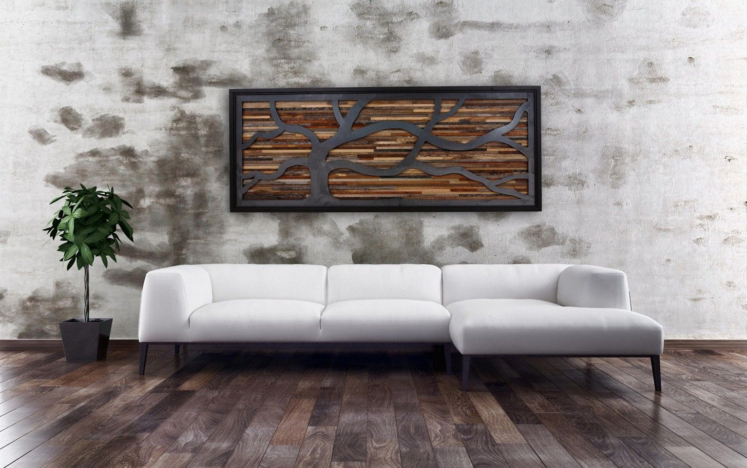 Reclaimed wood wall art ideas umadepa pinterest