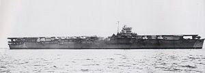 The Carrier Unyru July 16th 1944
