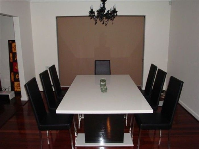 modern granite dining room tables celebrity plastic surgery photos before and after http - Stone Slab Dining Room Decorating