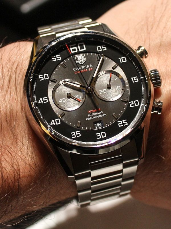 Tag Heuer Carrera Calibre 36 Chronograph Flyback Watch ...