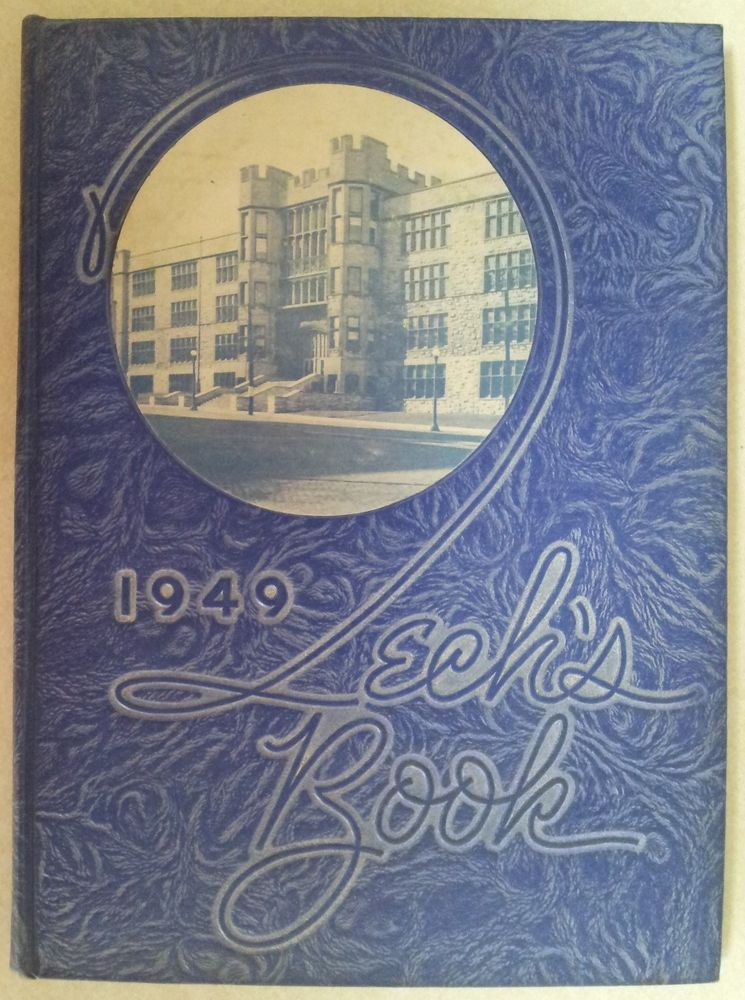 Yearbook 1949 Hume Fogg High School Tennessee Tech