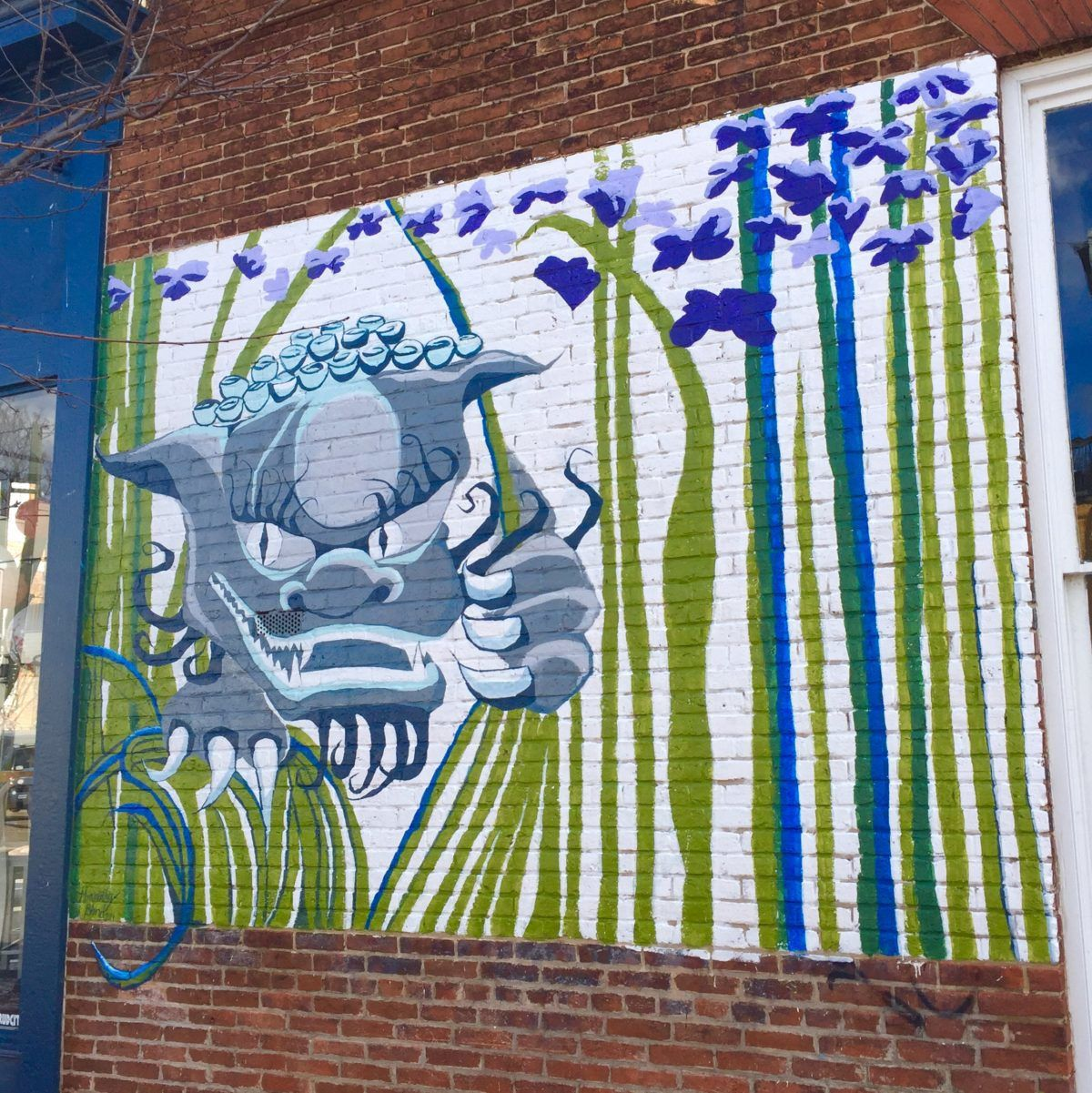 The Striking Street Art of Richmond, VA: Who, What, and Why?