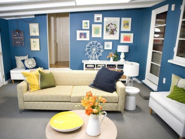 Blue Rocks Blue And Green Living Room Living Room Green Blue Living Room