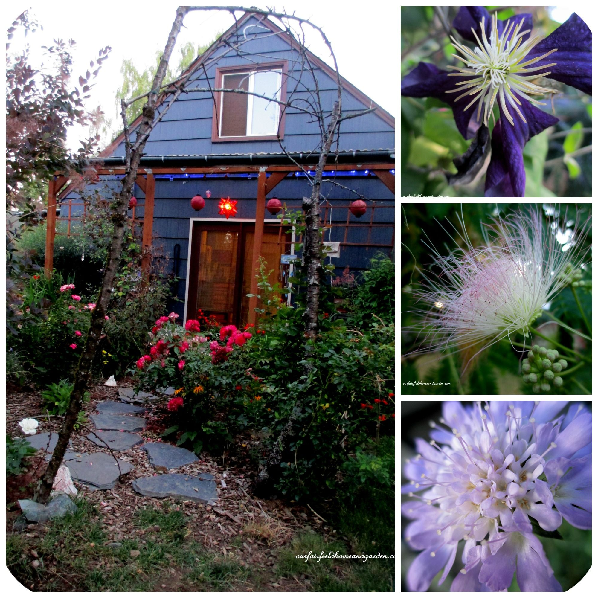 In My Daughter S Garden Our Fairfield Home Garden Cottage Garden Garden Arbor Dream Garden