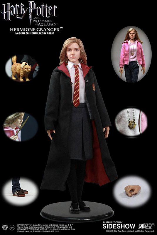 Star Ace Toys Harry Potter Hermione Granger Teenage 1//6 Figure Uniform version