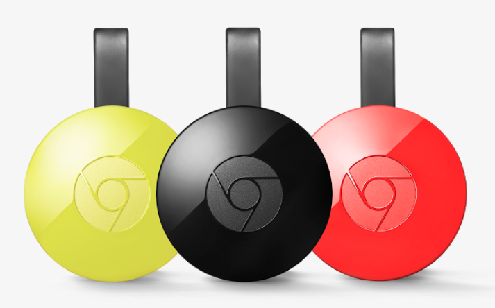全新Chromecast & Chromecast Audio 創造無線體驗新境界 (With images