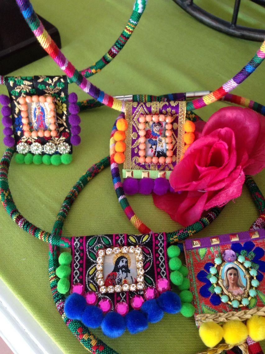 96f0639d17bd Colección collares etnicos artesanales 100% mexicanos