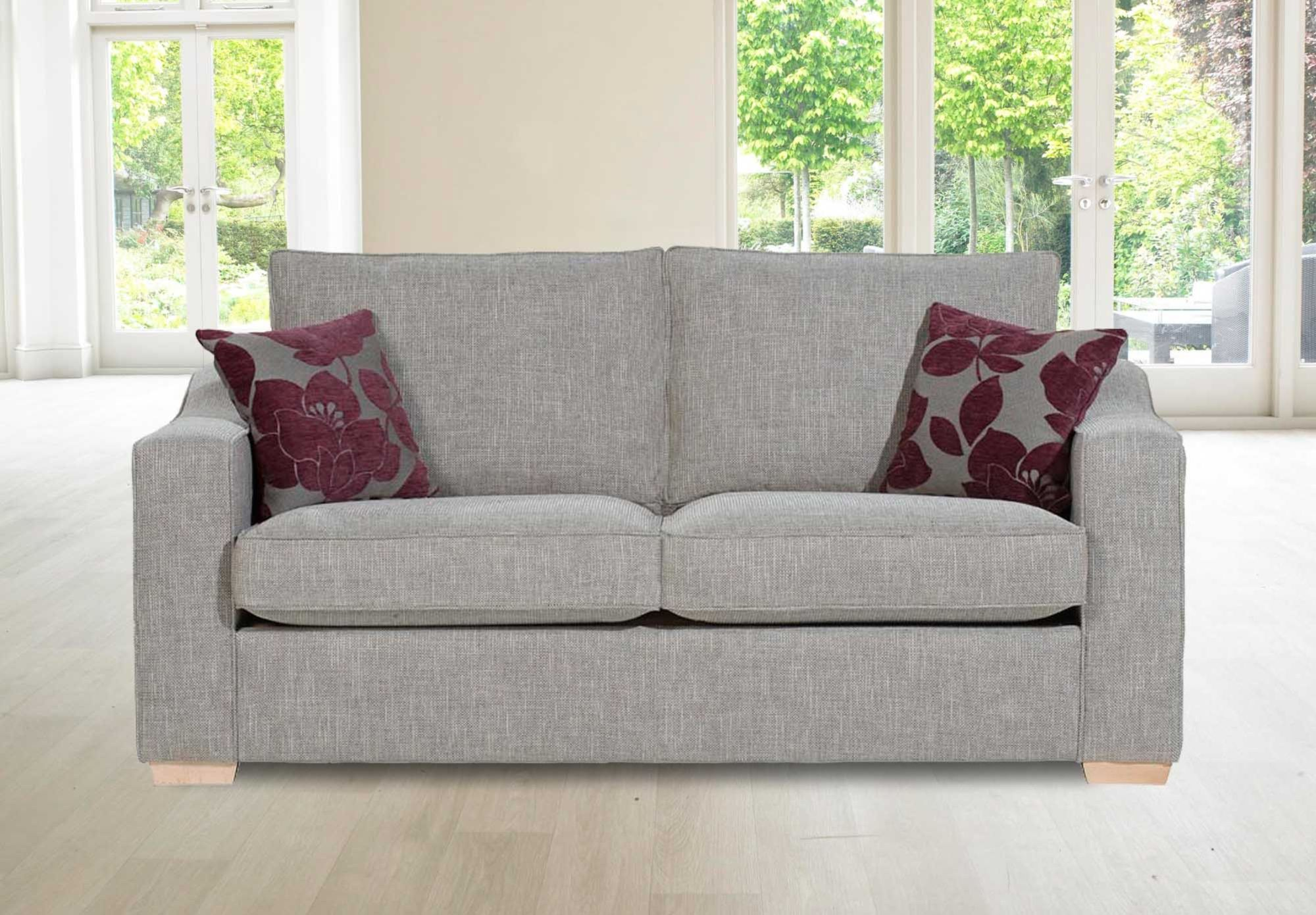 Burbank 3 Seater Sofa Standard Back ScS Sofas