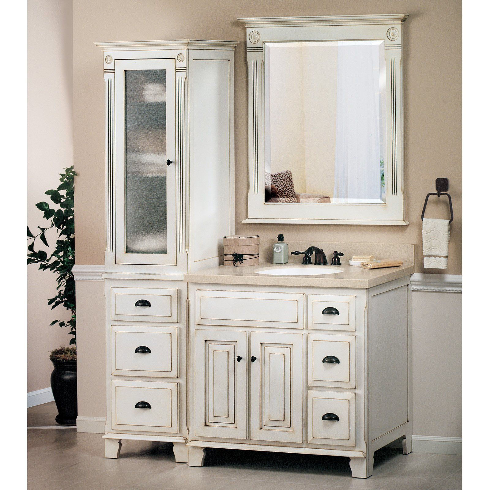 Have to have it. Sagehill Designs Victorian VQ3021D 30 in. Glazed ...
