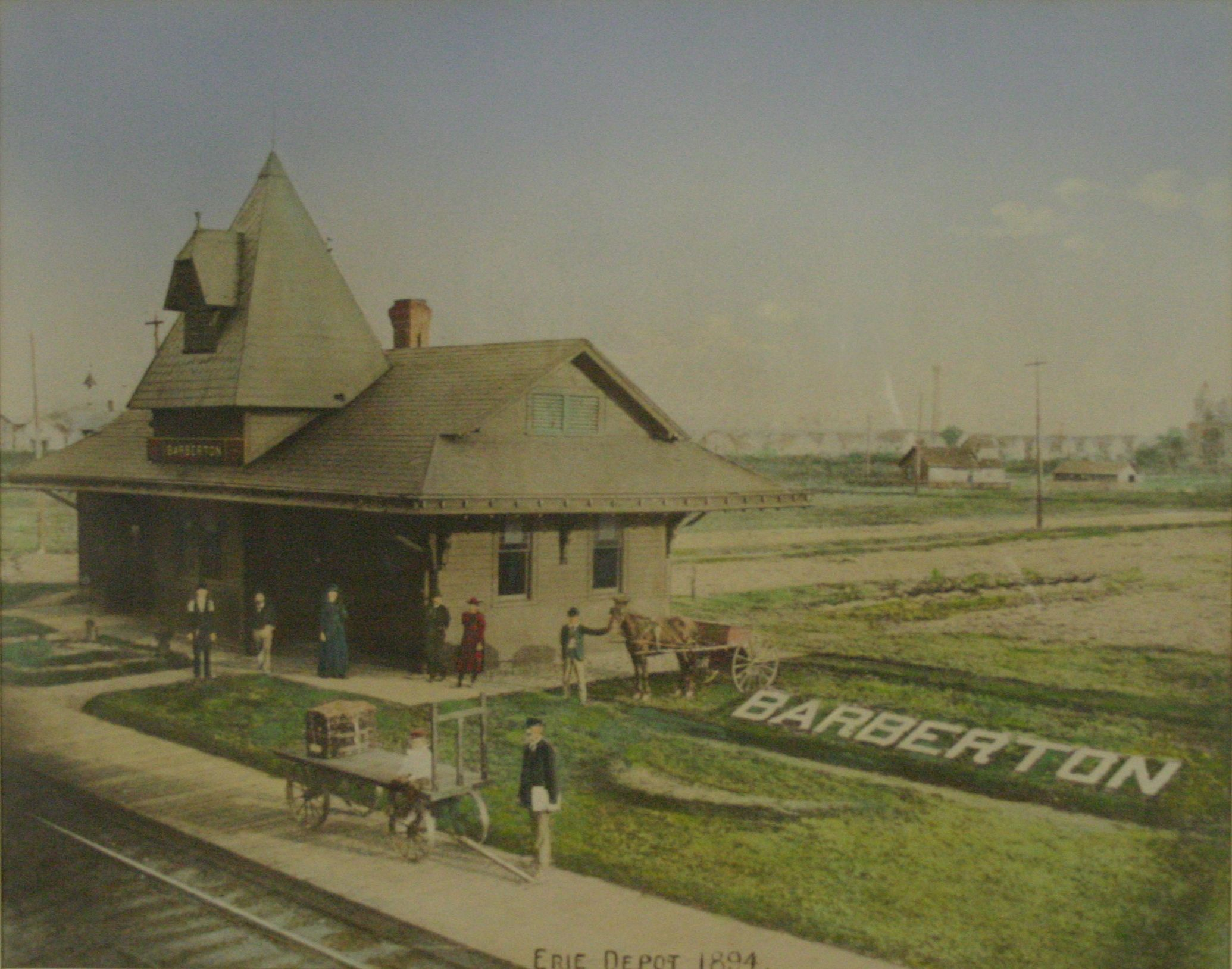 Barberton Ohio : Erie Depot Barberton Ohio Ohio Pinterest