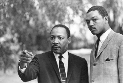 Image result for Jesse L. Jackson martin luther king