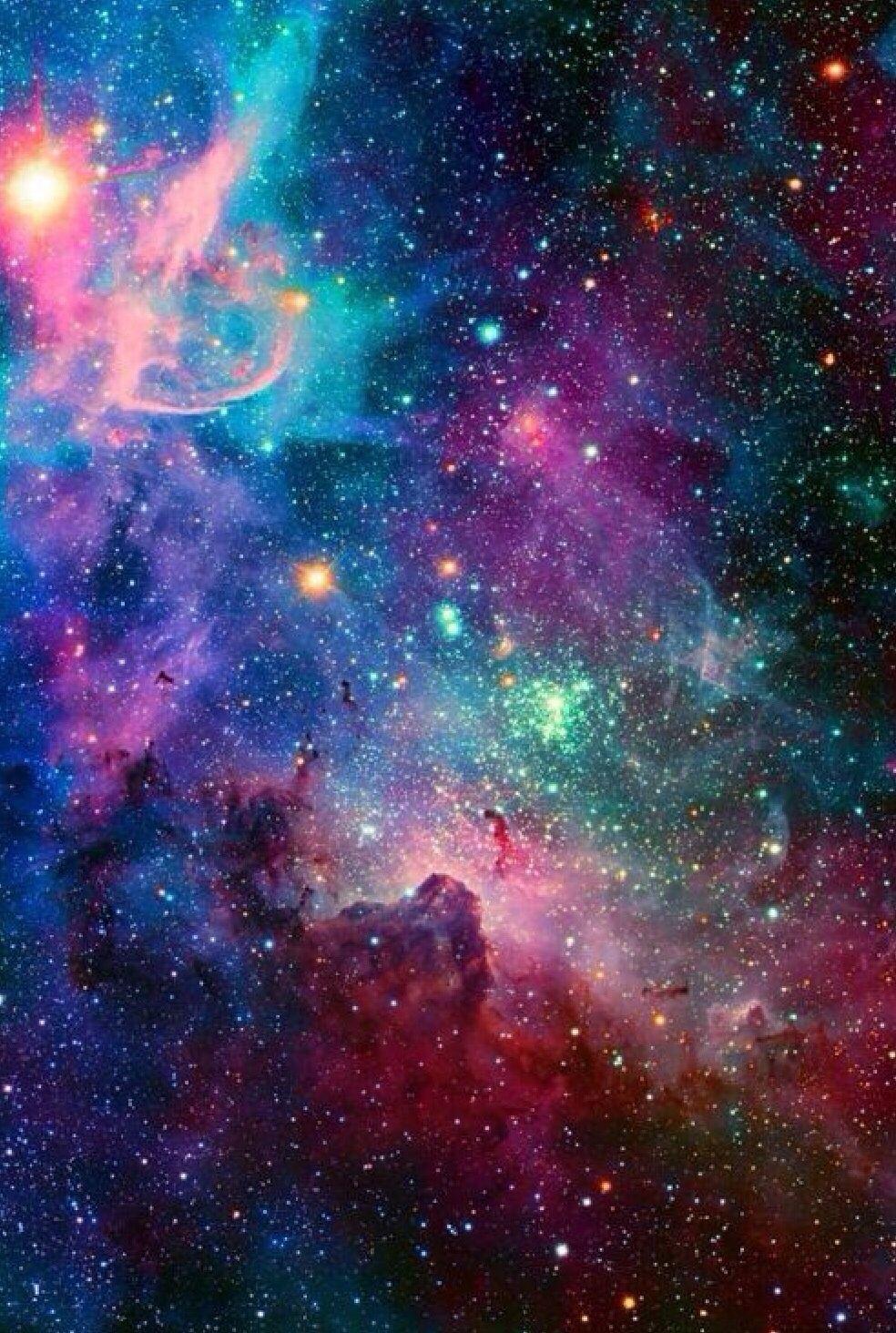 Lock Screen Wallpaper Wallpapers Spazio Cosmico Galassie E Nebulose