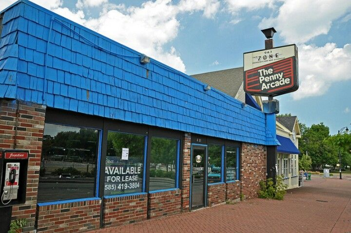 Penny Arcade Ontario County Rochester New York Penny Arcade