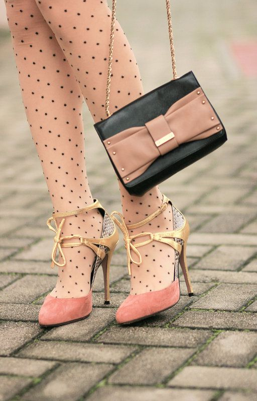 the bag and the shoes! ツ