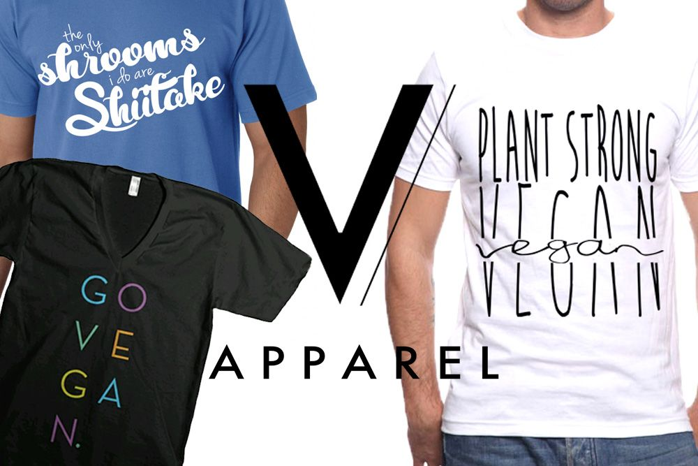 cdd3de8d 10 Kickass Vegan T shirt Brands You Need To Be Wearing | Vegan Shoes ...