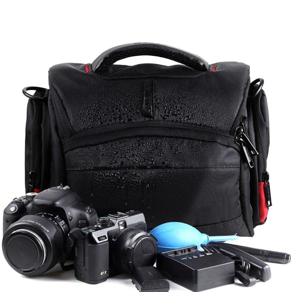 e468fc2c8355 DSLR SLR Waterproof Video Digital Camera Case Bag Shoulder Bags Case ...