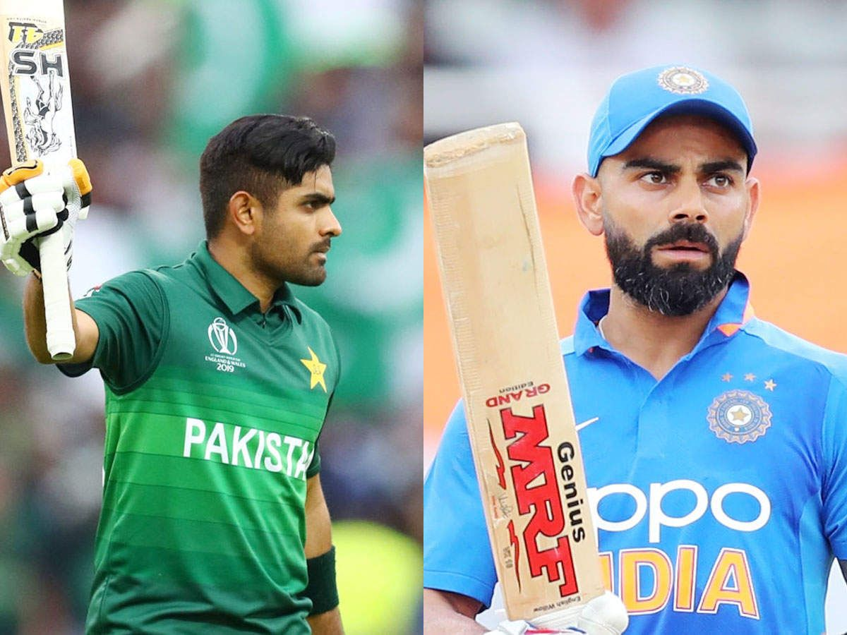 Azam Pips Kohli To Become Third Quickest To 11 Odi Tons Latest Cricket News Fashion Show Games Latest Indian News