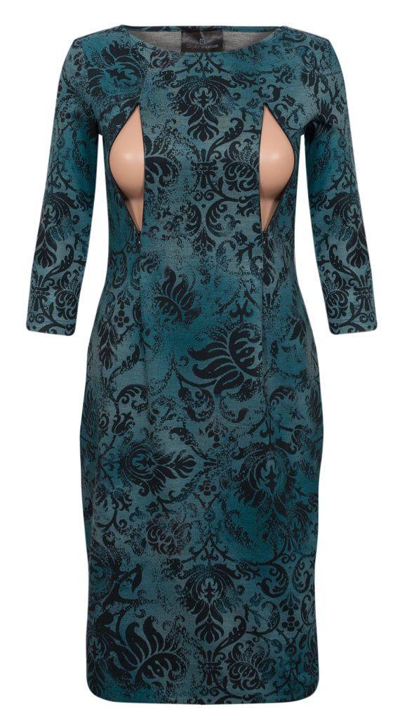 bb110a1026a61 CLEARANCE SALE! Breastfeeding Nursing Dress - 'Mia'. Was 28.98 - Now ...