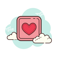 Love Book Icon – Free Download, PNG and Vector