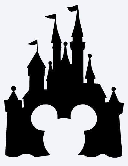 Disney Castles, Disney Silhouettes, Laptop Decal, Mickey Mouse Ears, Cinderella Castle, Stencils, Vinyl Decals, Entertainment, Pictures