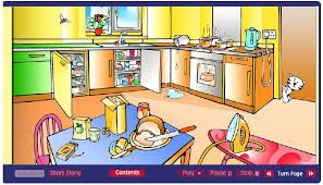 Dangers In A Kitchen Worksheet Google Search Home Safety