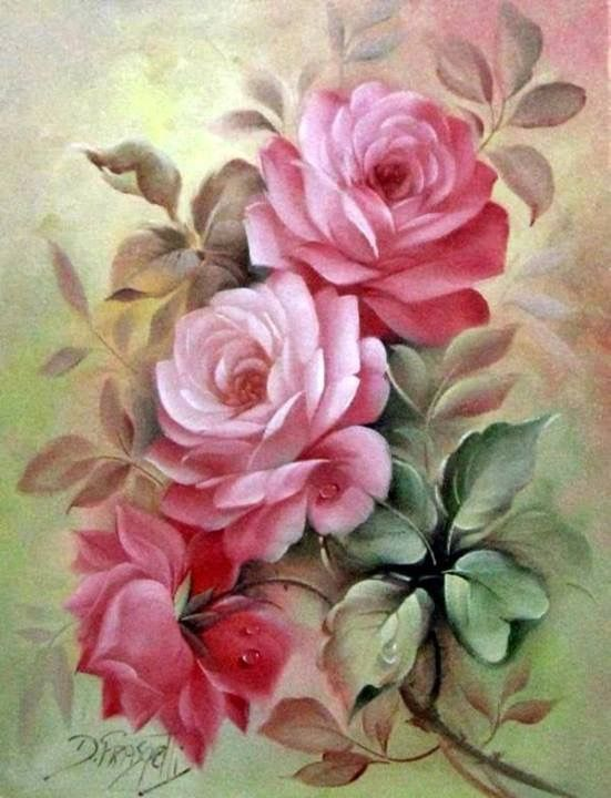 Stunning pastels dekopaj pinterest pastels decoupage and flowers stunning pastels mightylinksfo