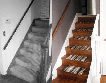Replace Runner On Stairs With Flor Yep Maybe My First Project In | Flor Carpet Tiles For Stairs | Diy Stair | Carpet Runners | Rug | Flooring | Floor Tiles