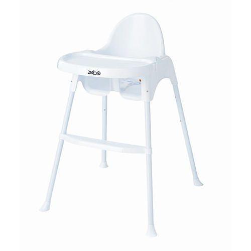 Babies R Us High Chair Steel Gst Rate Zobo Summit White Davie Girl