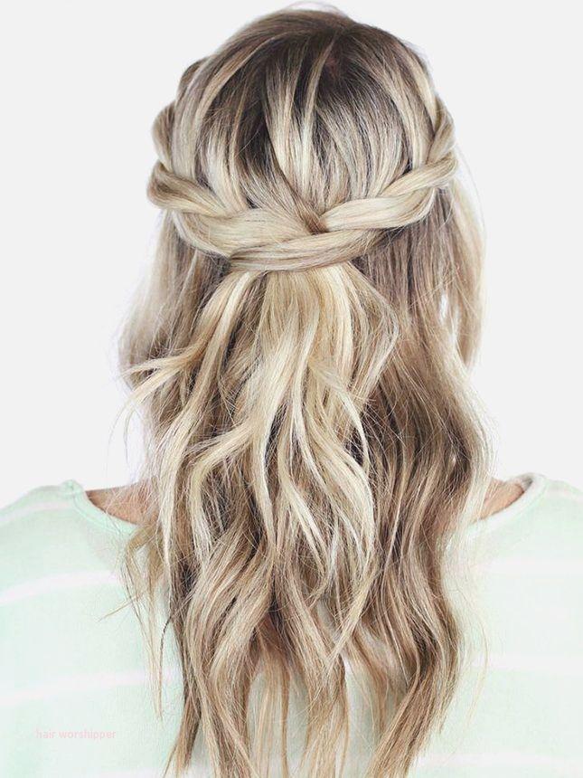 38 Easy Half Up Half Down Prom Hairstyles Ideas You Ll Love Fashionetmag Com Hair Styles Long Hair Styles Wedding Hair Down