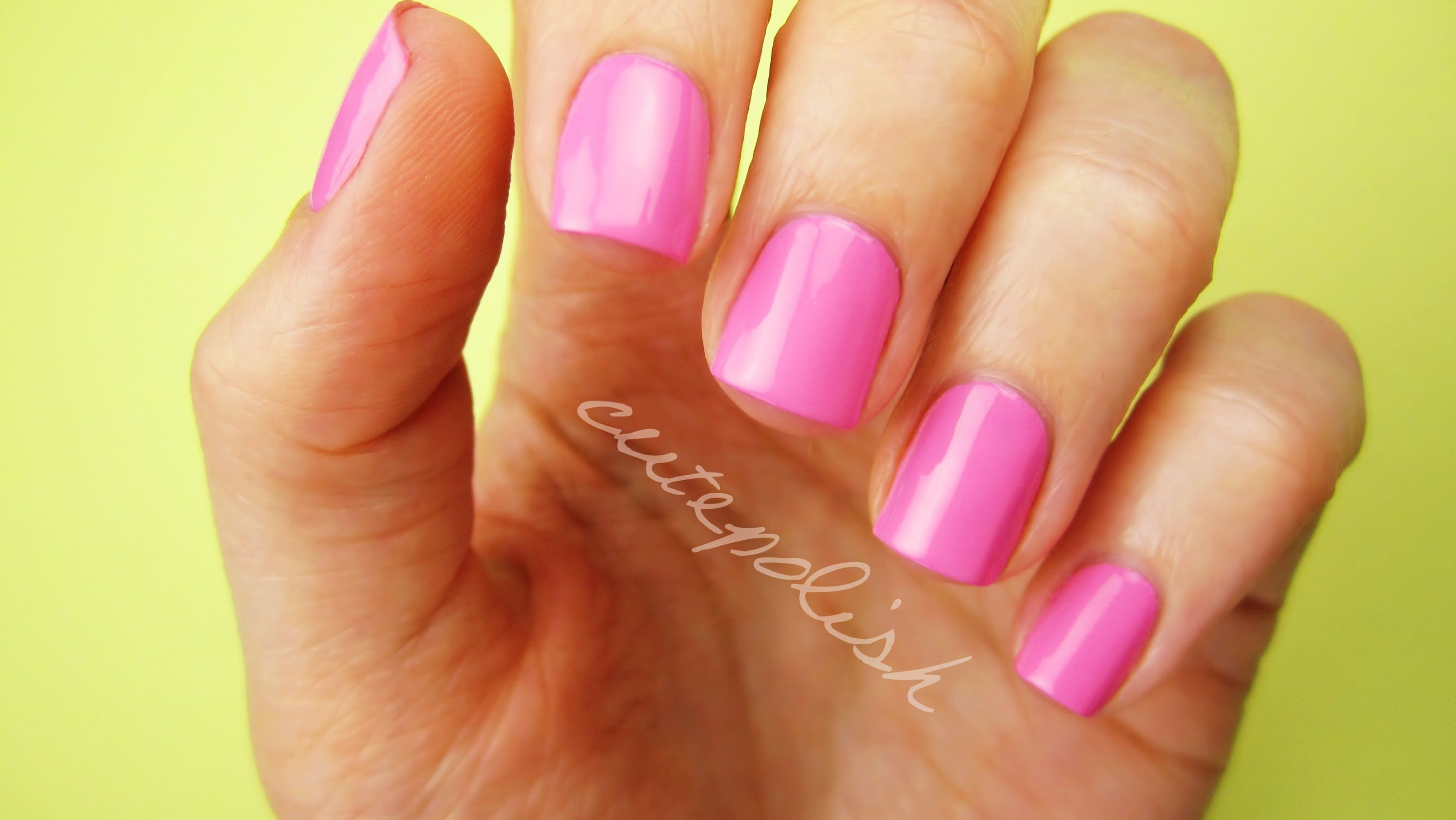 Shape Your Nails Perfectly Square