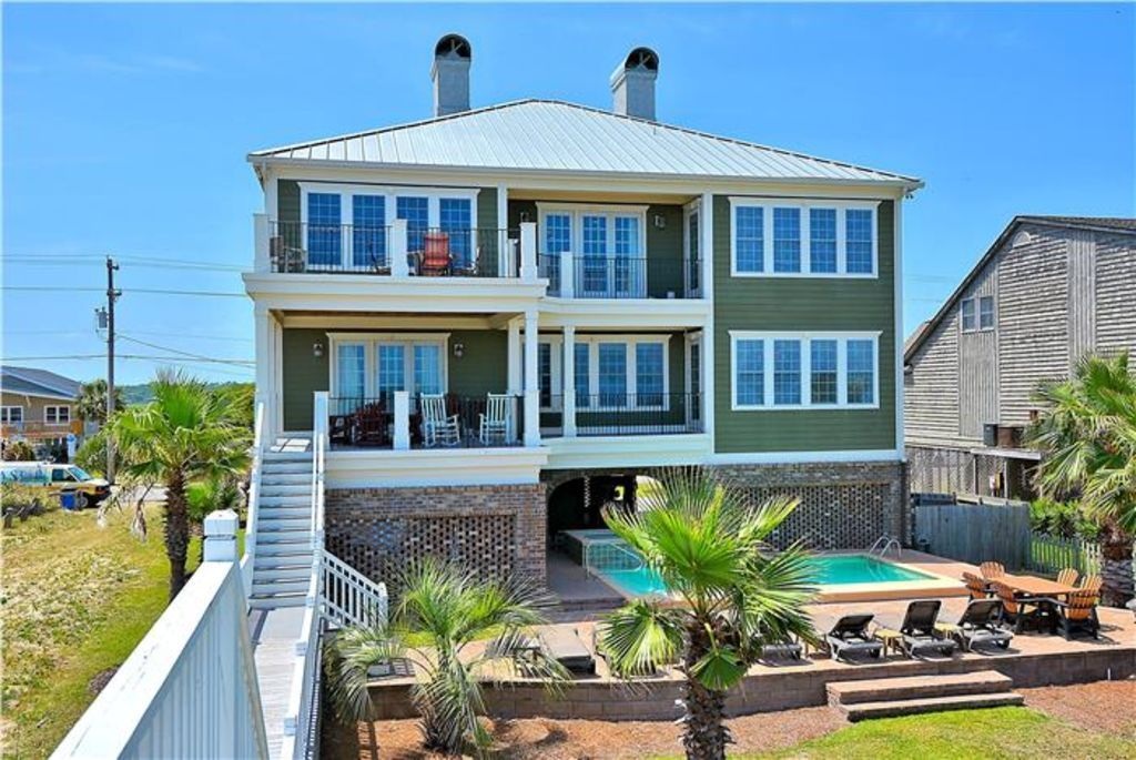 Free Linens All Inclusive Rates Oceanf Homeaway Garden City Beach Vacation Home Rentals Vista Garden