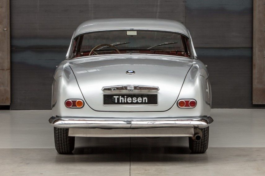 1956 Bmw 503 Coupe Serie 1 Classic Driver Market Bmw