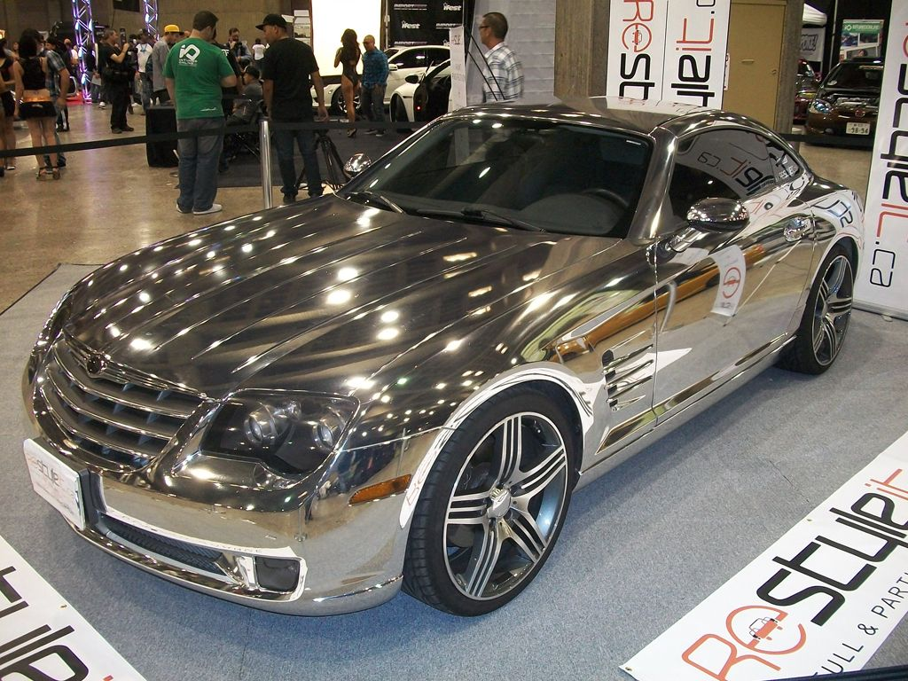 Chrysler Crossfire Custom Body Kit 2 Jpg 1024 768 With Images