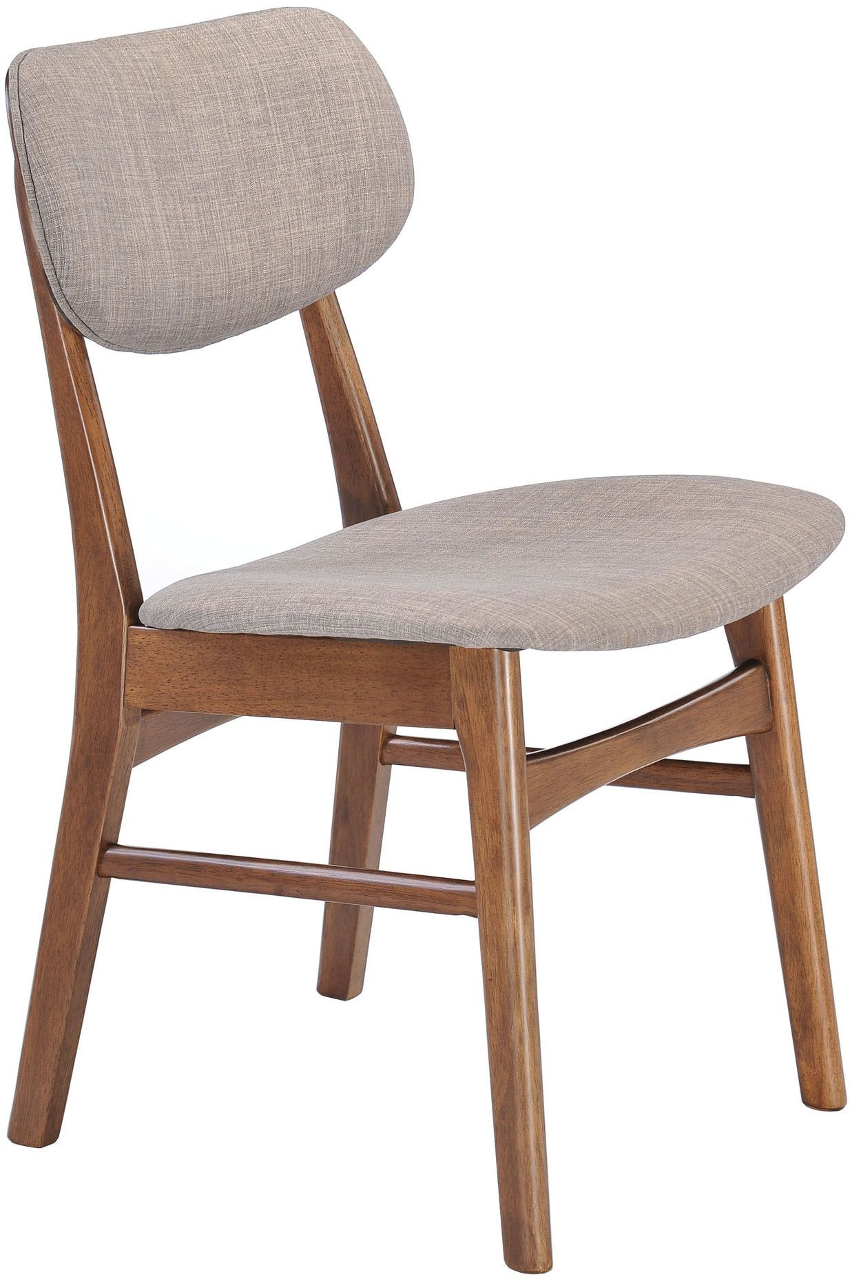 Midland Chair Dove Gray (Set of 2) from FROY