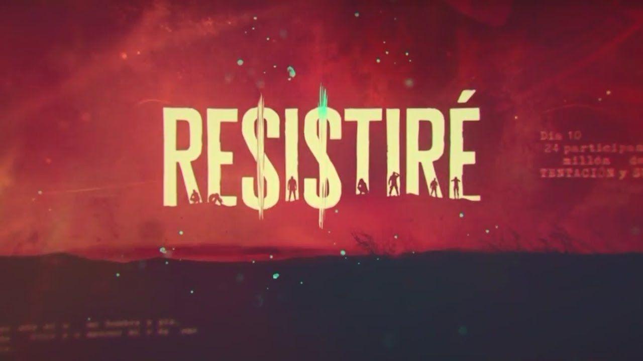 Pin De Ticiana Chacon Ramello En Mtv Resistire En 2019 Resistir
