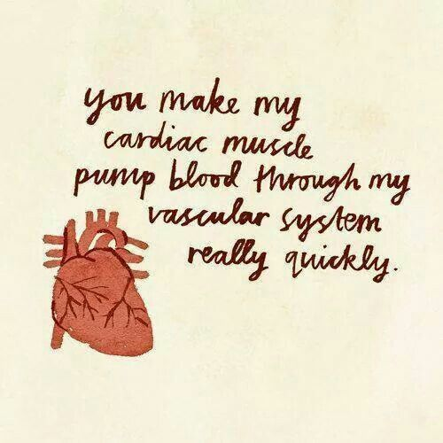 You Make My Heart Beat Fast Quotes Pinterest Quotes Love