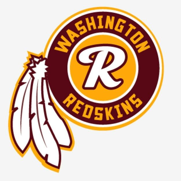 washington redskins alternate logo concept design